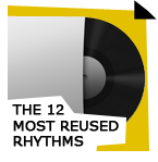 12 most reused rythyms